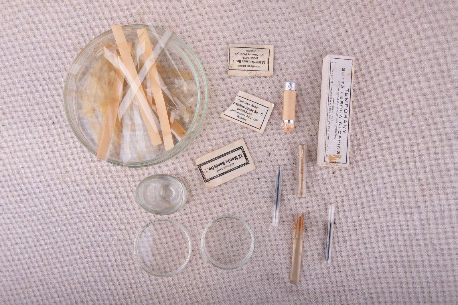 Muzei246_Пособия и консуманиви използвани в клинична лаборатория