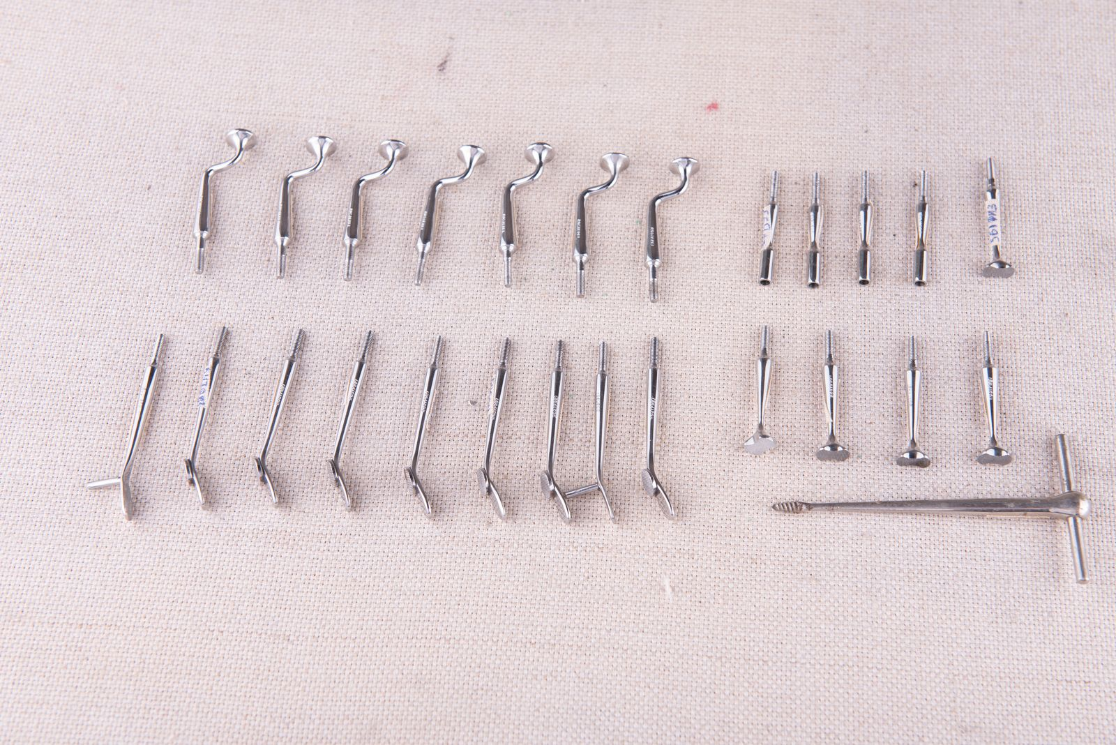 Muzei271_Наконечници за обработка на снемаеми зъбопротезни конструкции от каучук