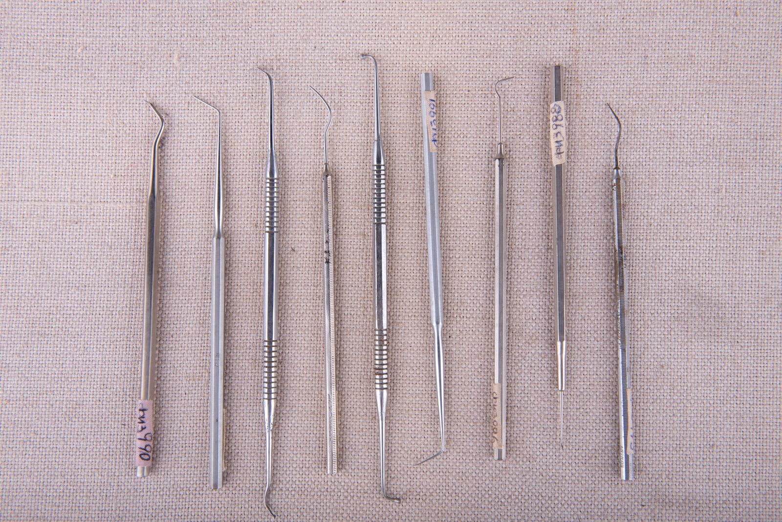 Muzei285_Зъболекарски инструменти