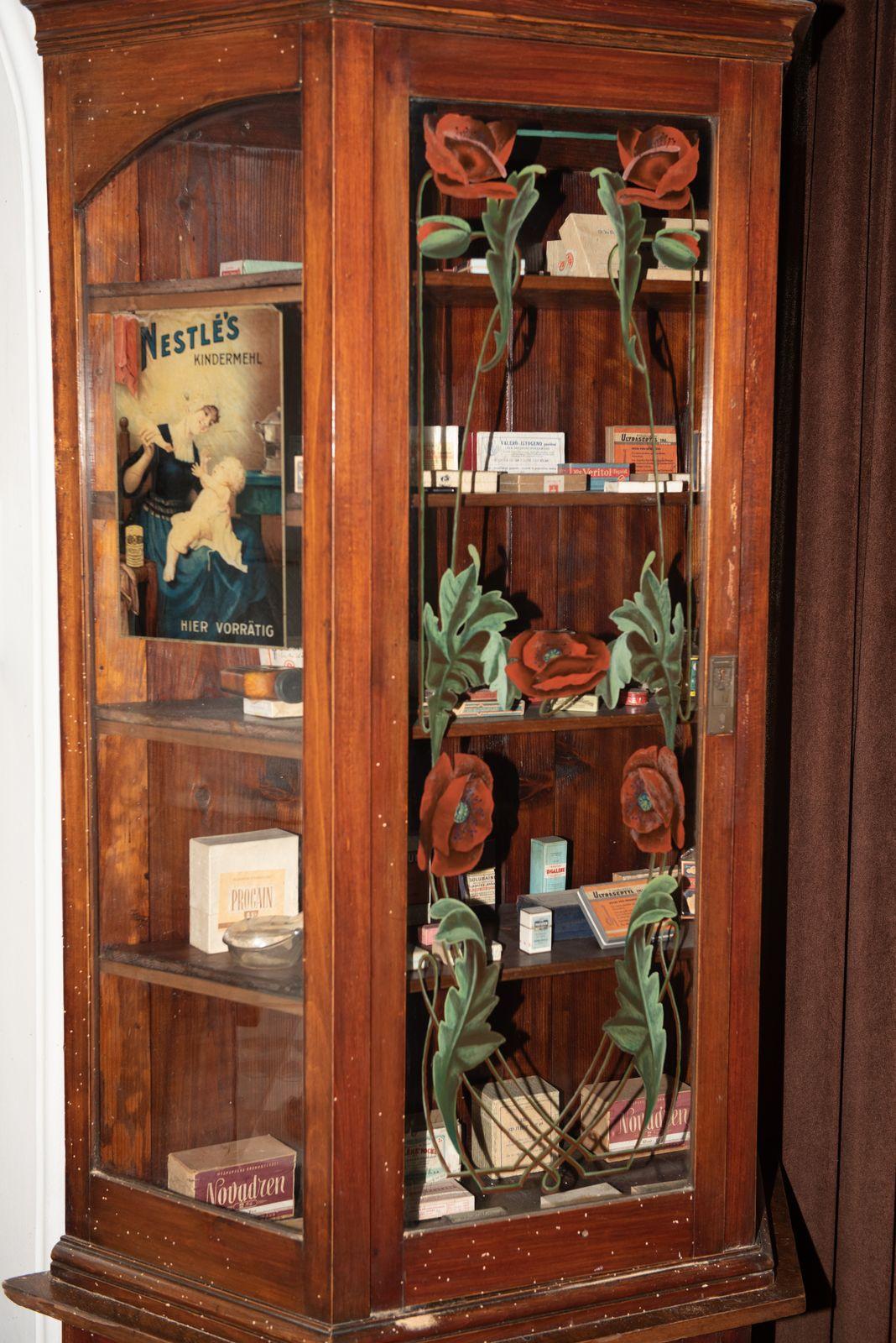 Muzei191_Шкаф от първите години на 20-ти век