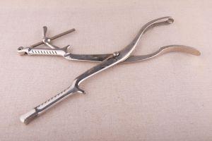 Muzei23_Гинекологичен инструмент за раздробяване главата на мъртвородено дете от средата на 20-ти век