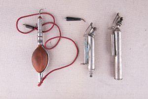 Muzei265_Апарати за зъболекарска наркоза, накрайник за дентал-пантостат