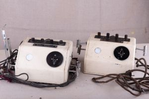 Muzei287_Апарати дентал–пантостат от 40-те години на ХХ в