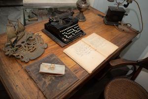 Muzei289_Старинно писалище от първата половина на 20-ти век