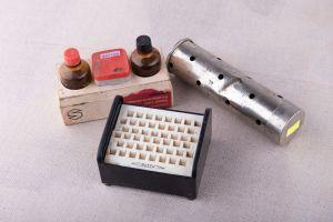 Muzei311_Зъболекарски препарати и материали