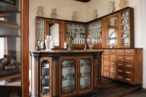 Muzei141_Старинна аптека от края на XIX и началото на XX век
