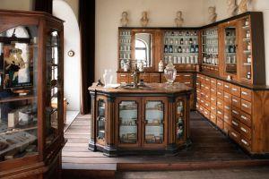 Muzei139_Старинна аптека от края на XIX и началото на XX век