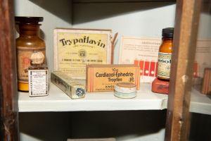 Muzei156_Лекарствени препарати от първата пол. на 20-ти век