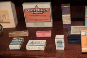 Muzei164_Лекарствени препарати от първата пол. на 20-ти век