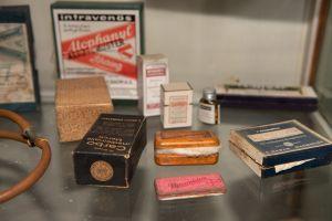 Muzei203_Лекарствени препарати от първата пол. на 20-ти век